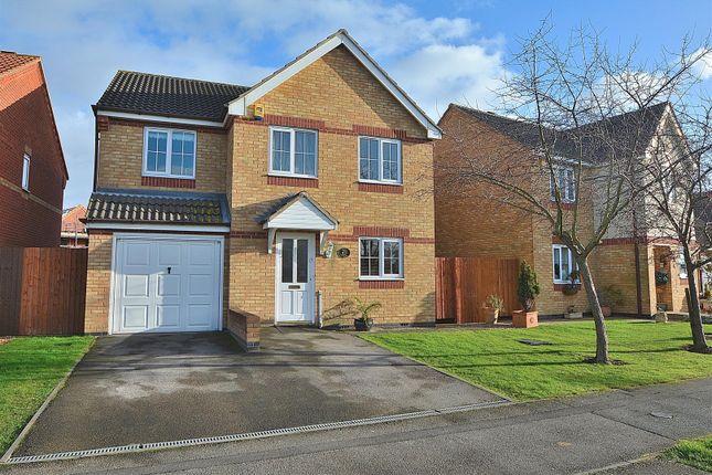 Thumbnail Detached house for sale in Pennyfields Boulevard, Long Eaton, Nottingham