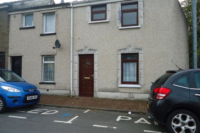 Thumbnail Terraced house to rent in Water Street, Neath