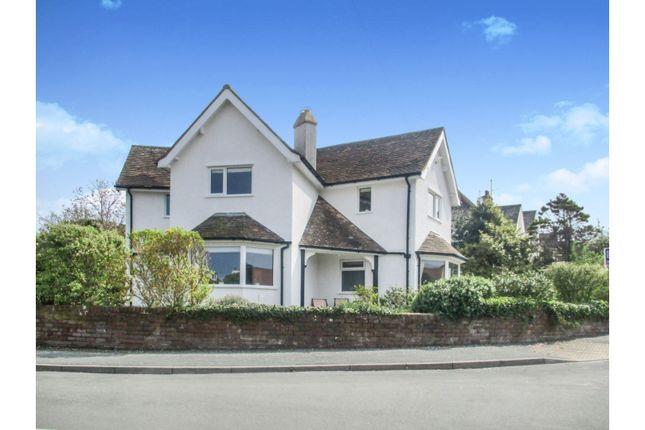 Thumbnail Detached house for sale in Bryn Gosol Road, Llandudno