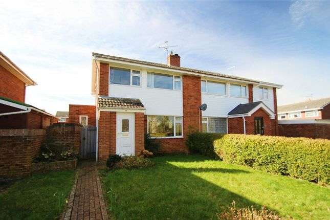 Thumbnail Semi-detached house to rent in Mallard Close, Chipping Sodbury, South Gloucestershire