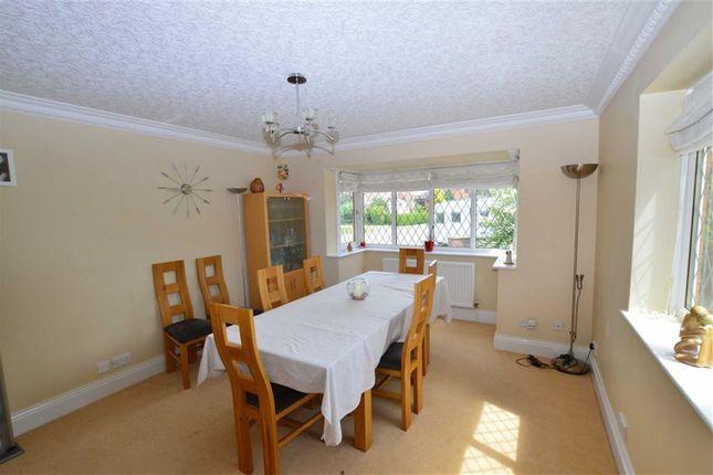 Dining Room of Cheyne Walk, Hornsea, East Yorkshire HU18
