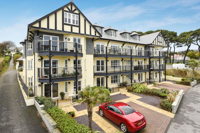 Thumbnail Flat for sale in Queen Mary House, Queen Mary Road, Falmouth, Cornwall