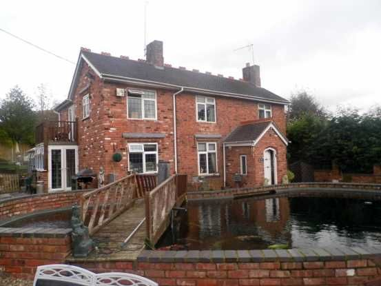 Thumbnail Detached house for sale in Yew Tree Cottage, Stourbridge, Staffordshire