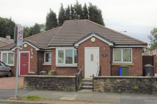 Thumbnail Semi-detached bungalow to rent in St. Mary's View, Hyde