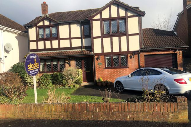 Thumbnail Detached house for sale in Hares Green, Littledown, Bournemouth