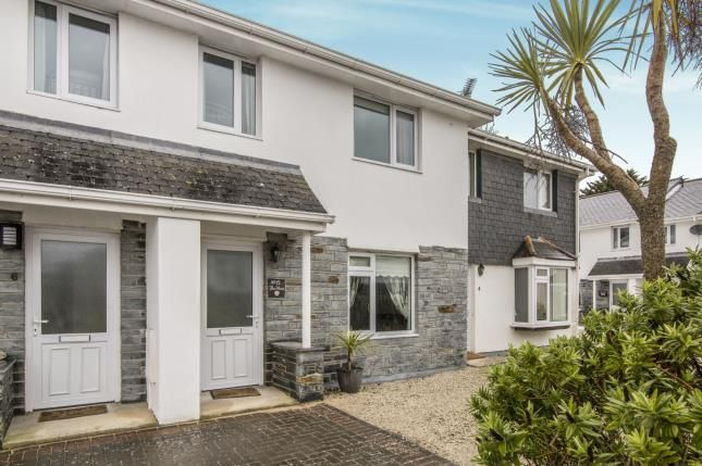 Terraced house for sale in Harlyn Bay, Padstow, Cornwall