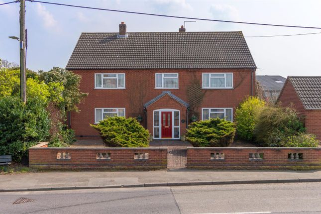 Thumbnail Detached house for sale in Main Street, Bagworth, Coalville