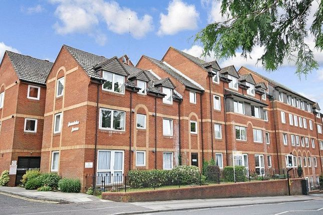 Thumbnail Flat for sale in Station Road, Parkstone, Poole
