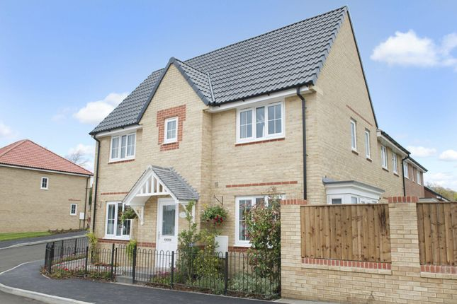"""Thumbnail Semi-detached house for sale in """"Morpeth"""" at Bruntcliffe Road, Morley, Leeds"""