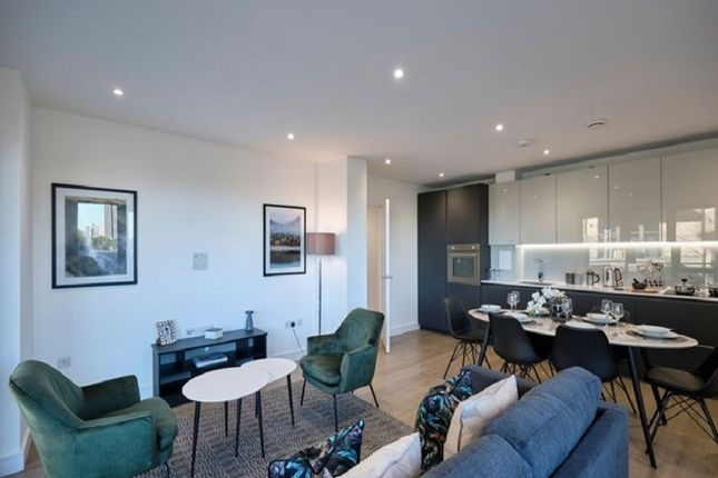 Thumbnail Flat for sale in Goodchild Road, London
