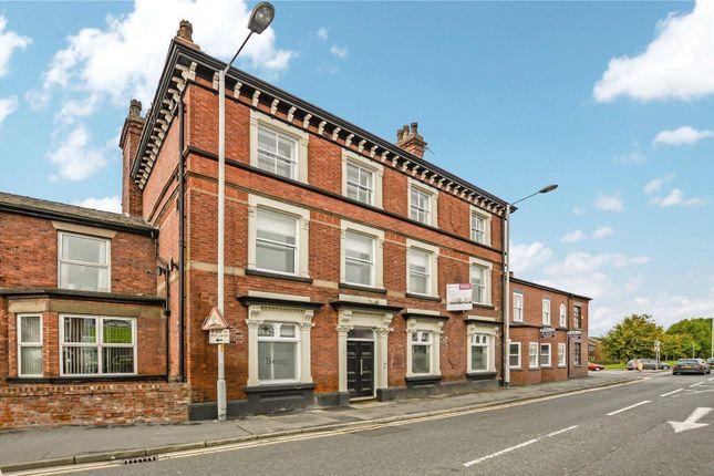 Thumbnail Flat for sale in Shaw Heath, Stockport