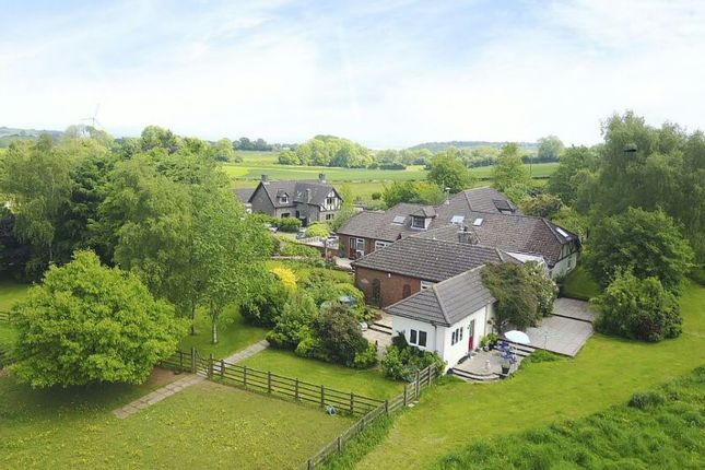 Thumbnail Detached house for sale in With Two Holiday Cottages, Park Lane, St Briavels, Lydney