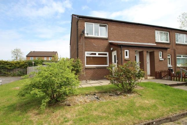 Thumbnail Semi-detached house to rent in Newcastleton Drive, Glasgow