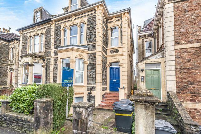 Semi-detached house for sale in Hampton Road, Redland, Bristol