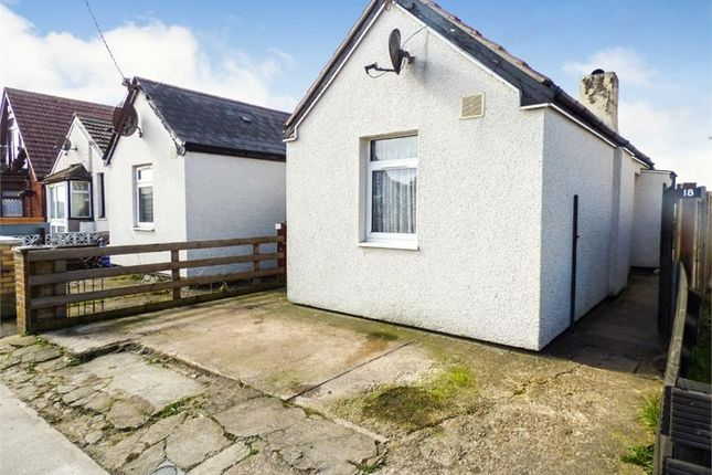 Thumbnail Detached bungalow for sale in Sea Way, Jaywick, Clacton-On-Sea