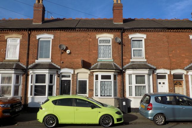 3 bed terraced house for sale in Kyotts Lake Road, Sparkbrook, Birmingham