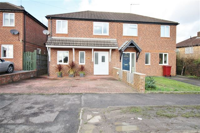 Thumbnail Semi-detached house for sale in Ash Crescent, Eckington, Sheffield
