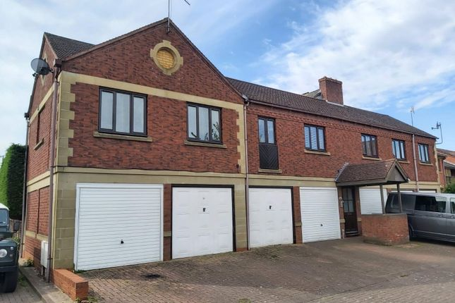 Front of Knapp Place, St Peters, Worcester, Worcestershire WR5