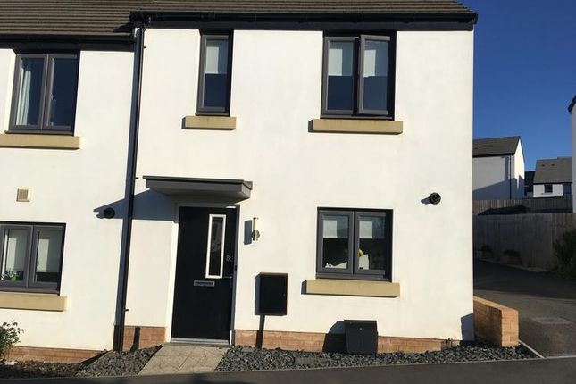 End terrace house for sale in Kellands Lane, Okehampton
