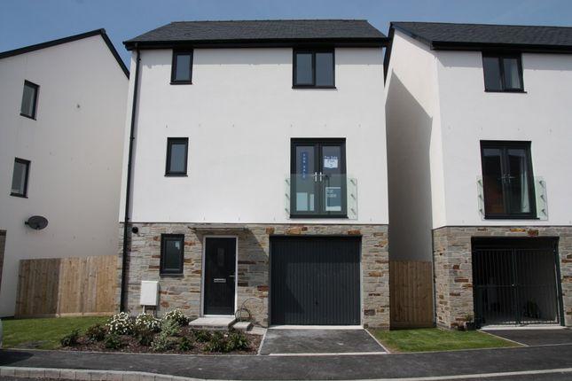 Thumbnail Detached house to rent in Killerton Lane, Plymouth