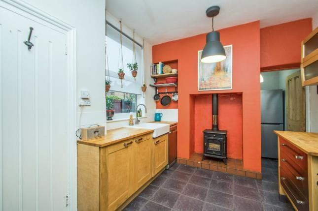 Kitchen of Granville Avenue, Long Eaton, Nottingham, Derbyshire NG10