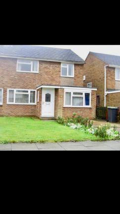 Thumbnail Terraced house to rent in Brockenhurst Close, Kent