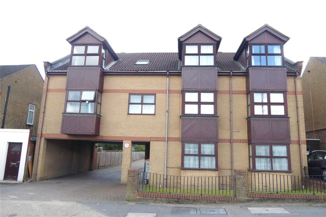 1 bed flat to rent in Ainsland Court, Luton, Bedfordshire LU4