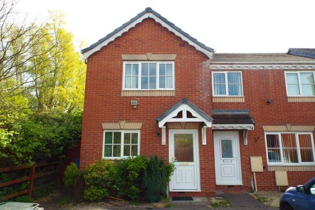 2 bed property to rent in Wall Meadow, Worcester WR4