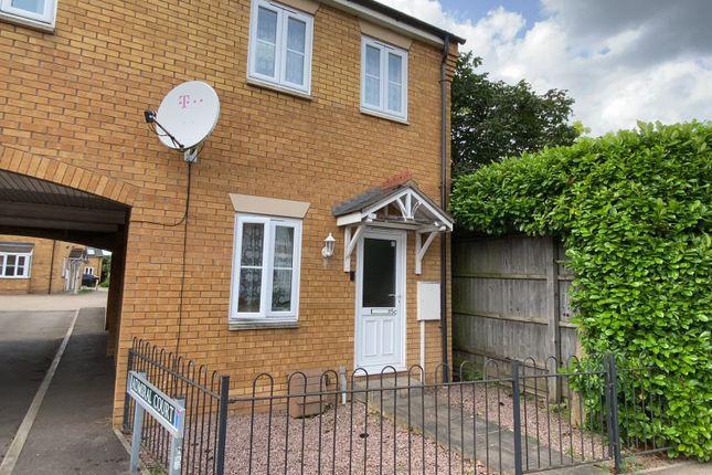 Thumbnail Semi-detached house for sale in Trafalgar Square, Long Sutton, Spalding