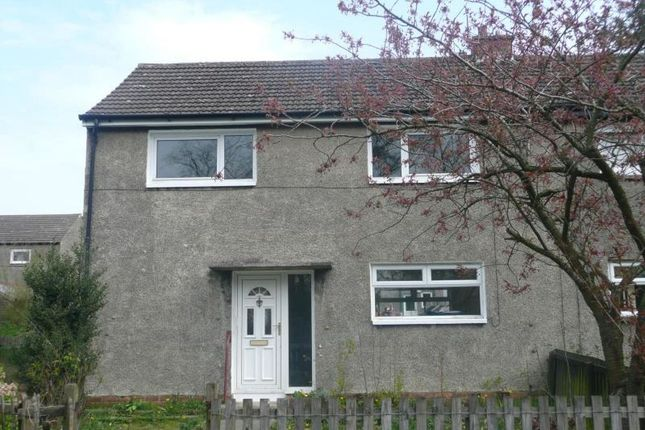 Thumbnail Semi-detached house to rent in Traquair Avenue, Wishaw