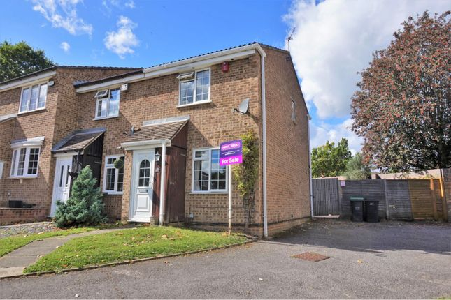 Thumbnail End terrace house for sale in Copsehill, West Malling