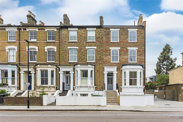 Thumbnail End terrace house for sale in Clapham Road, London