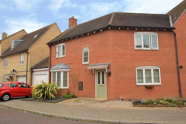 Thumbnail Property to rent in Mario Way, Colchester