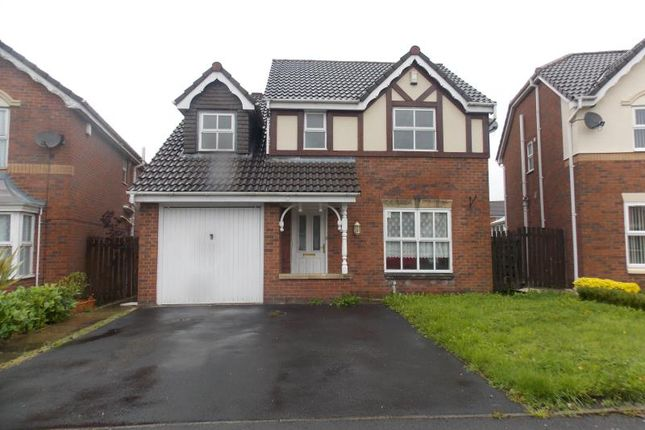 Thumbnail Detached house to rent in Salterton Drive, Bolton