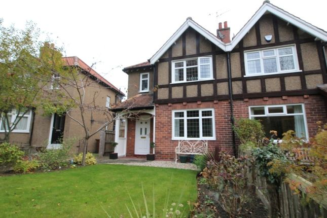 Semi-detached house for sale in Riding Mill