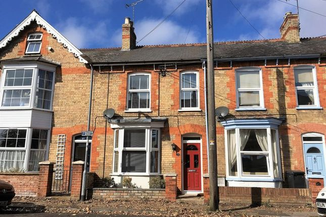 Thumbnail Terraced house for sale in Portland Street, Taunton