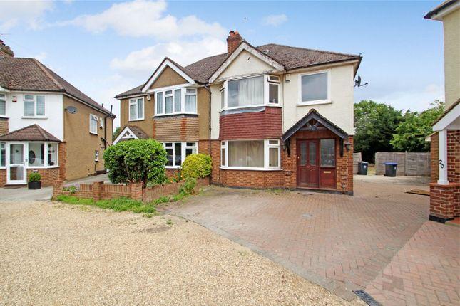 3 bed semi-detached house for sale in Denham Way, Denham, Uxbridge UB9