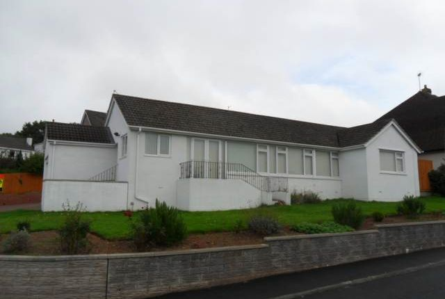 Thumbnail Bungalow to rent in Old Hill Crescent, Christchurch, Newport