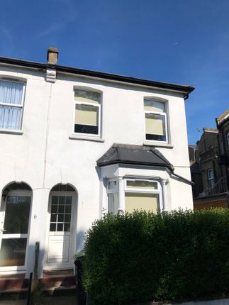 Thumbnail End terrace house to rent in Palace Road, London