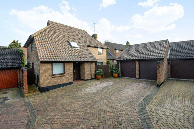4 bedroom detached house for sale in Feld Way, Lychpit, Basingstoke