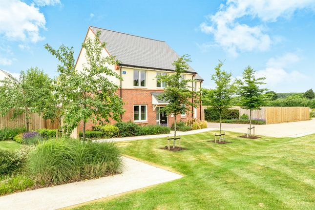 Thumbnail Detached house for sale in Banbury Road, Elmsbrook Phase 2, Bicester