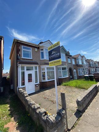 End terrace house for sale in Honiton Road, Coventry