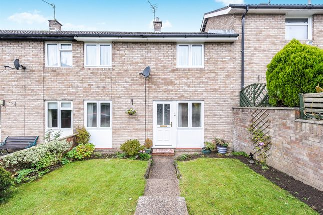 Thumbnail Terraced house for sale in Fanheulog, Talbot Green, Pontyclun