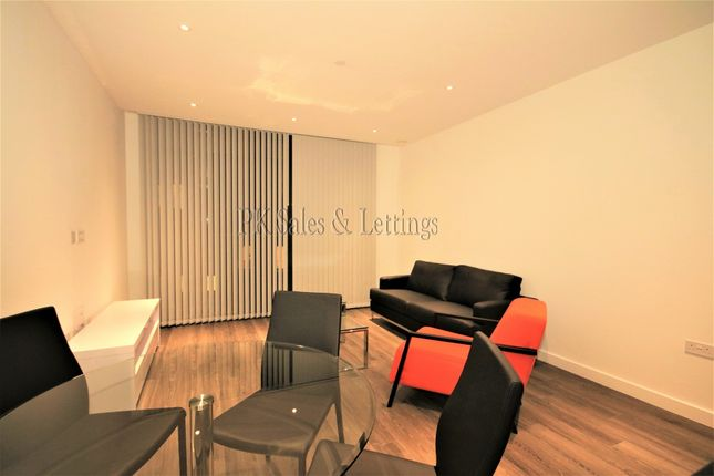 1 bed flat to rent in Centre Way, Catalina House