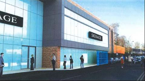 Thumbnail Retail premises to let in Buttercrane Access Road, Newry