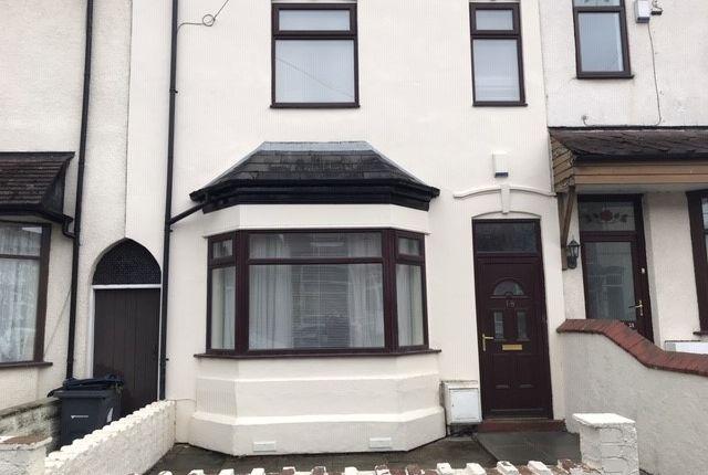 Thumbnail Terraced house to rent in Watt Road, Erdington, Birmingham