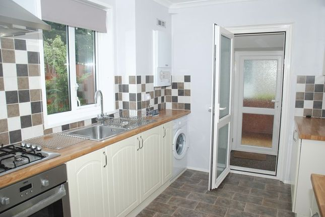 Thumbnail Semi-detached house to rent in Shaldon Crescent, Plymouth