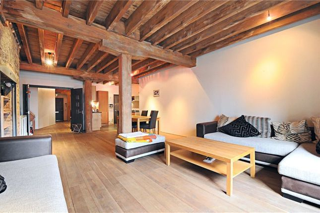 Thumbnail Flat to rent in 14 Hertsmere Road, Canary Wharf, London