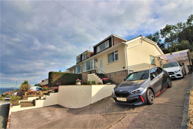 2 bed semi-detached bungalow for sale in Primley Park, Paignton TQ3