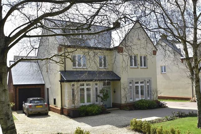 Thumbnail Detached house for sale in Heyford Park, Camp Road, Upper Heyford, Bicester